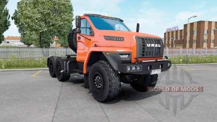 Ural-44202-5311-74E5 para Euro Truck Simulator 2