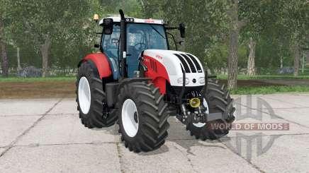 Steyr 6230 CVꚌ para Farming Simulator 2015