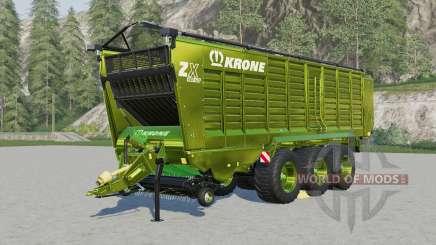 Corona ZX 560 ƓD para Farming Simulator 2017