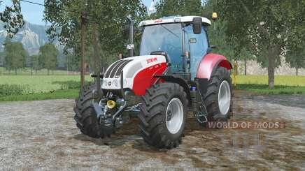 Steyr 6130 CVƬ para Farming Simulator 2015