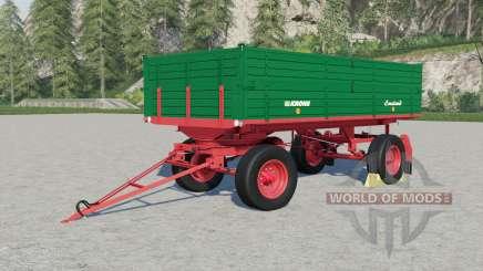 Corona DK 220-৪ para Farming Simulator 2017