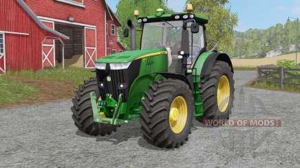 John Deere 7270Ꞧ para Farming Simulator 2017