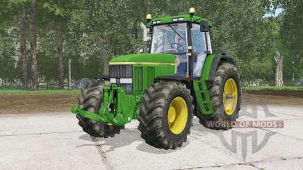 Juan Deerҿ 7810 para Farming Simulator 2015