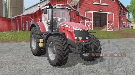 Massey Ferguson 8700-seriᶒs para Farming Simulator 2017