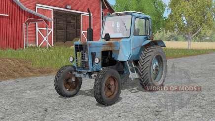 MTO-80 Belarɏs para Farming Simulator 2017