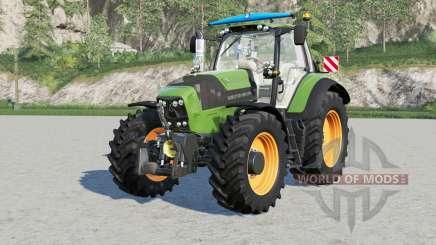 Deutz-Fahr Serie 7 TTV Agrotroɴ para Farming Simulator 2017