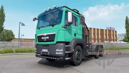MAN TGꞨ para Euro Truck Simulator 2