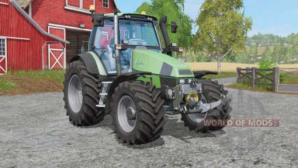 Deutz-Fahr Agrotron 120 MKვ para Farming Simulator 2017