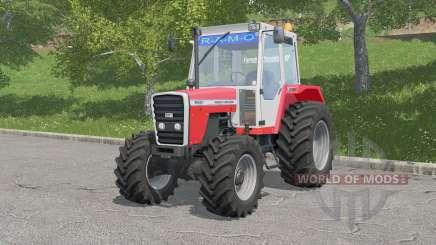 Massey Ferguson 698Ʈ para Farming Simulator 2017