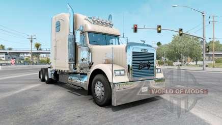 XꝈ clásico de Freightliner para American Truck Simulator