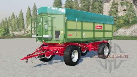 Rudolph DK 280 W para Farming Simulator 2017
