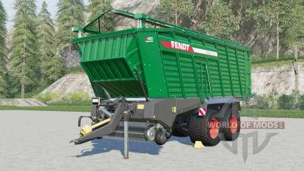 Fendt Tigo XR 65 & 75 D para Farming Simulator 2017