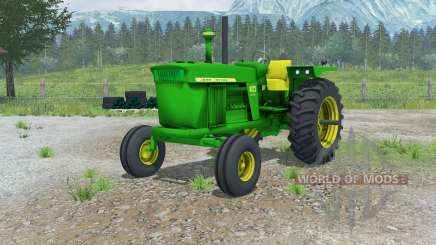John Deere 40Զ0 para Farming Simulator 2013