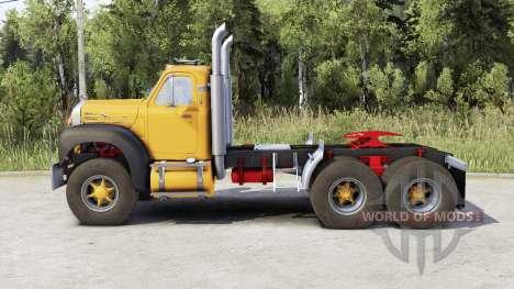 Mack B61 para Spin Tires