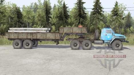 Ural-380S-862 para Spin Tires