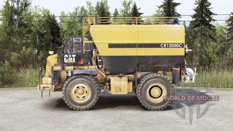 Caterpillar 770G 2012 para Spin Tires