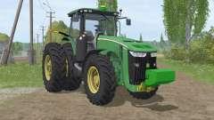 John Deere 8ろ70R para Farming Simulator 2015