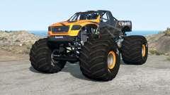 CRD Monster Truck v1.18 para BeamNG Drive