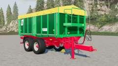 30Զ de Kroger Agroliner TKD para Farming Simulator 2017
