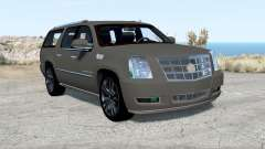 Cadillac Escalade ESV Platinum Edition 2009 para BeamNG Drive