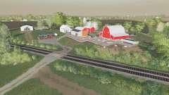 Farms of Madison County para Farming Simulator 2017