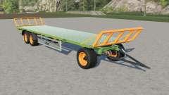 Fliegl DPW 180 & 210 autoload para Farming Simulator 2017