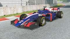 Genesis F2 para BeamNG Drive