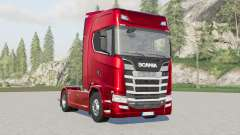 Scania S5৪0 para Farming Simulator 2017