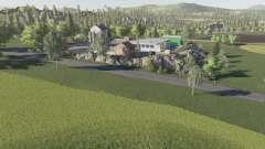 The Old Farm Countryside v1.0 para Farming Simulator 2017
