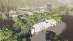 AgroPodhradie para Farming Simulator 2017