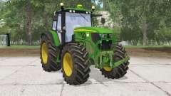 John Deere 6140Ꙧ para Farming Simulator 2015