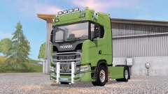 Scania S 580 para Farming Simulator 2017