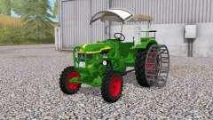 Deutz D 40Ȿ para Farming Simulator 2017