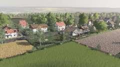 Muhlenkreis Mittelland v1.0.0.1 para Farming Simulator 2017