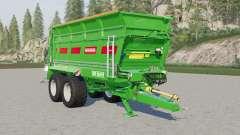 Bergmann TSW 6240 W para Farming Simulator 2017