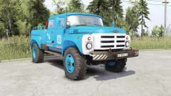 Camioneta SIL-133 para Spin Tires
