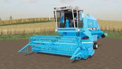 Bizon Rekord Ꙁ058 para Farming Simulator 2017