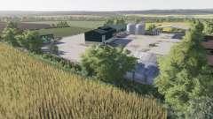 Knuston Farm v1.0 para Farming Simulator 2017