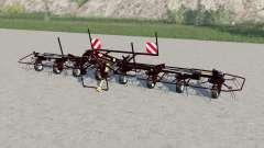 Kuhn GF 8712 metallic para Farming Simulator 2017