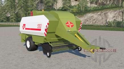 Fortschritt K550 para Farming Simulator 2017