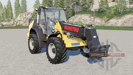 Manitou MLA-T 533-145 Vpluʂ para Farming Simulator 2017