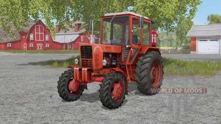 MTO 80 y 82 Belaruꞓ para Farming Simulator 2017