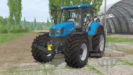 New Holland Ⱦ6.175 para Farming Simulator 2015
