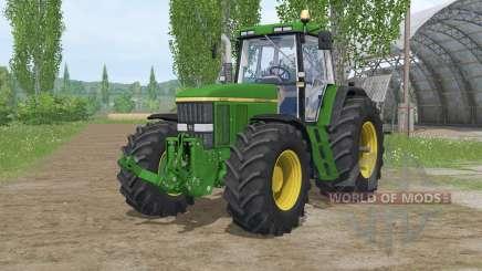 John Deeɽe 7810 para Farming Simulator 2015