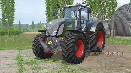 Fendt 828 Vario Black Beautʏ para Farming Simulator 2015