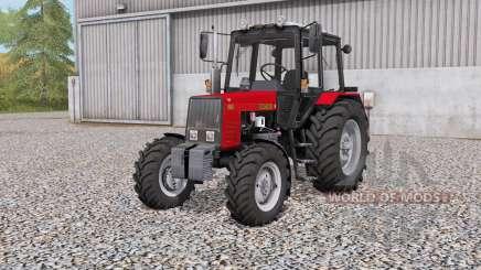 MTH-820 Belaruȼ para Farming Simulator 2017