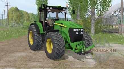 John Deere 79౩0 para Farming Simulator 2015