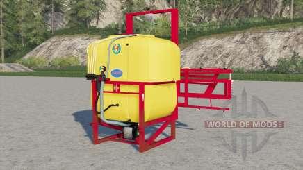 Biardzki P392-2 para Farming Simulator 2017