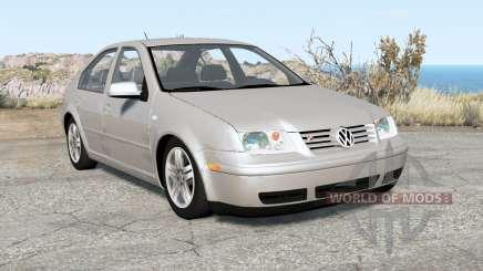 Volkswagen Bora V6 2001 para BeamNG Drive