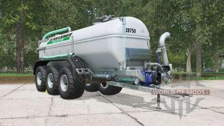 Zunhammer STS 28750 para Farming Simulator 2015